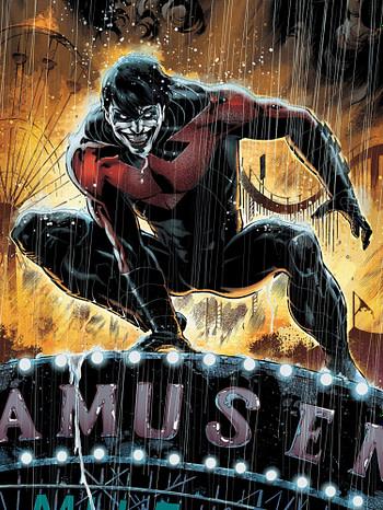 More Comics Industry Reaction to Dan DiDio Leaving DC