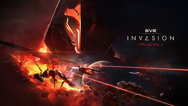 """""""EVE Online"""" Players Taken Off-Guard By Surprise Alien Attack"""