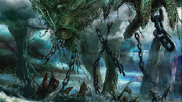 """Titans Escape Nyx! """"Theros: Beyond Death"""" Spoilers - """"Magic: The Gathering"""