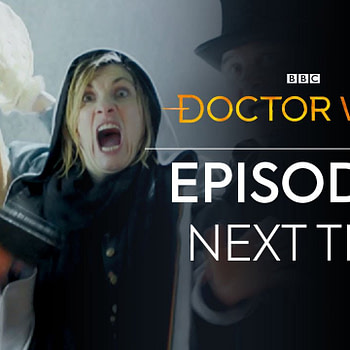 Teaser For Next Sunday's Doctor Who: The Haunting of Villa Diodati