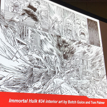 Marvel Plans to Make Readers Vomit with Immortal Hulk #33