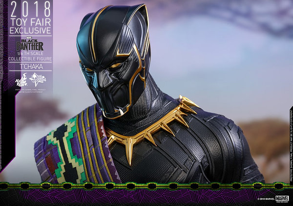 Hot Toys T'Chaka Black Panther 20