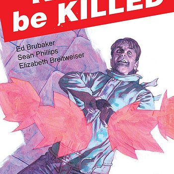 Kill or Be Killed #19 cover by Sean Phillips and Elizabeth Breitweiser