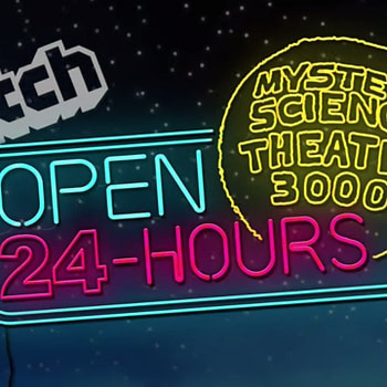 MST3K Announces Their Own 24/7 Twitch Channel