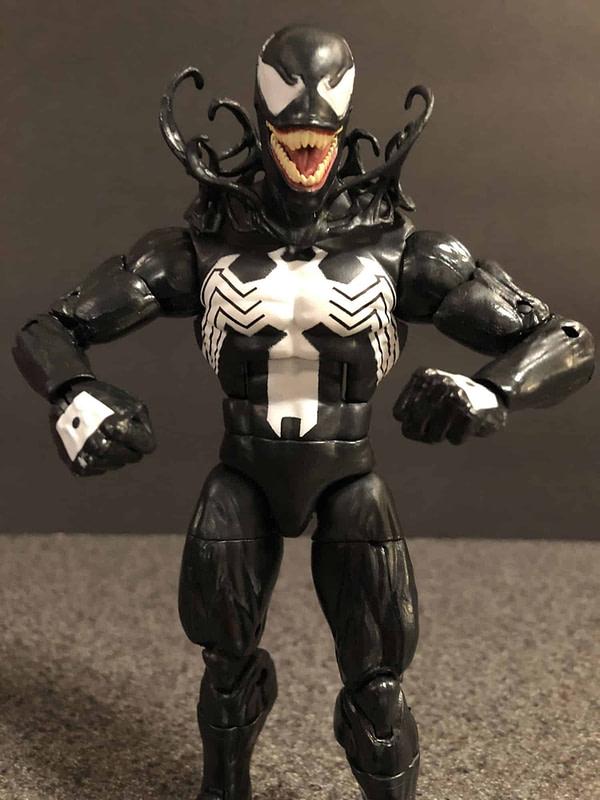 Marvel Legends Venom Wave 20