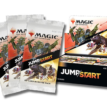 "Wizards of the Coast Announces ""Jump/Start""- ""Magic: The Gathering"""