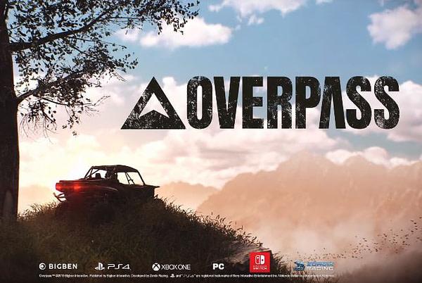 Big Ben Announces Off-Road Mayhem with 'Overpass' Trailer