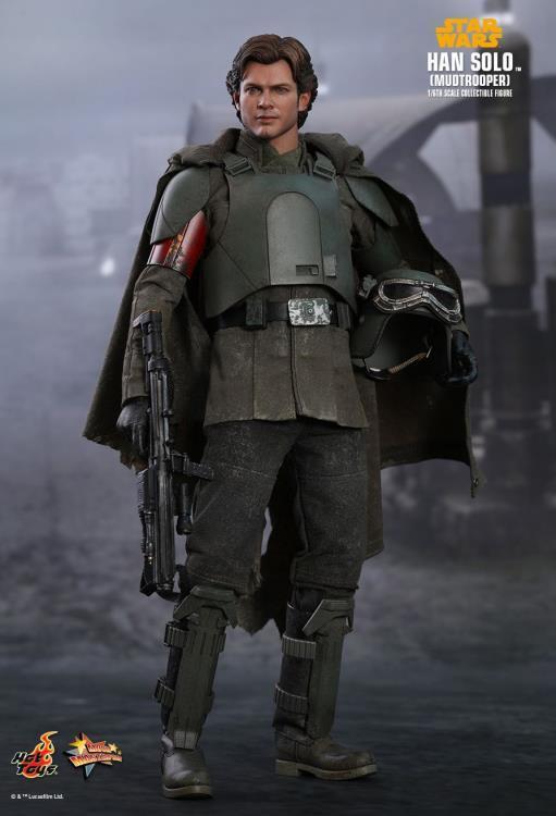 Han Solo Hot Toys Mudtrooper 6