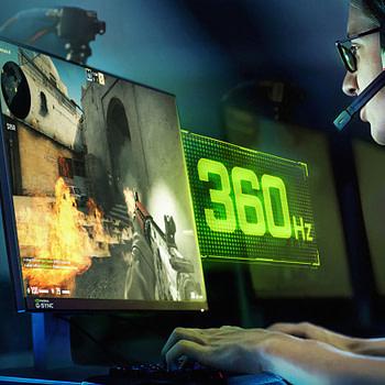 NVIDIA Announces New G-SYNC Esports Monitors At CES 2020