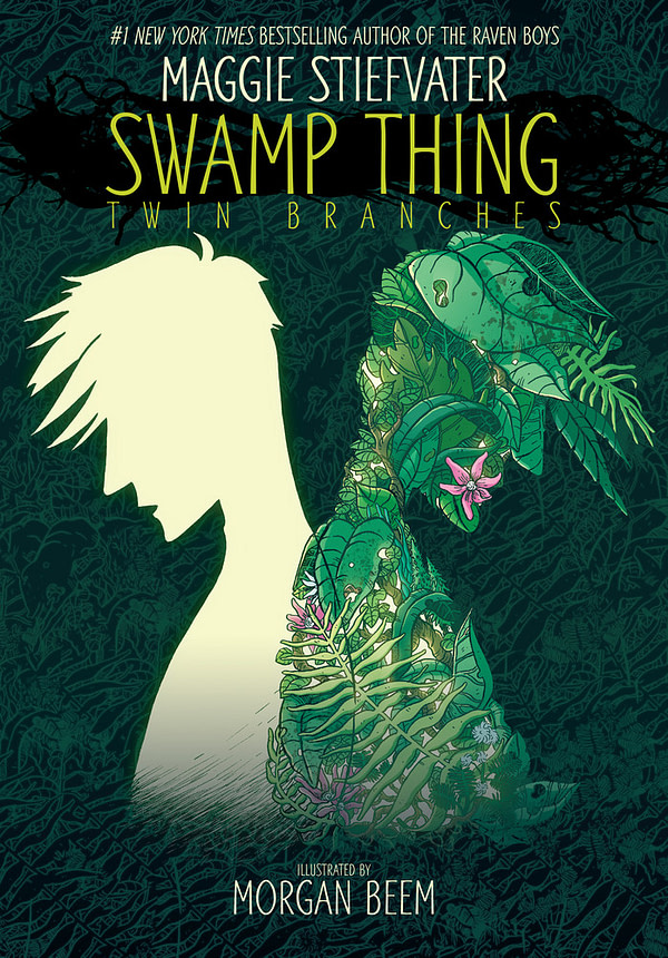 Maggie Stiefvater and Morgan Beem Reboot Swamp Thing's Origin for New YA Graphic Novel