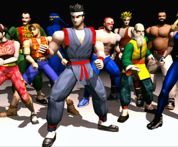 """Ed Boon Says Someone Should Reboot """"Virtua Fighter"""""""