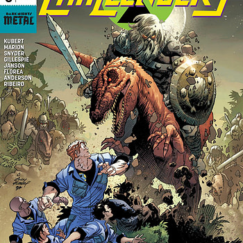 New Challengers #3 cover by Andy Kubert and Brad Anderson