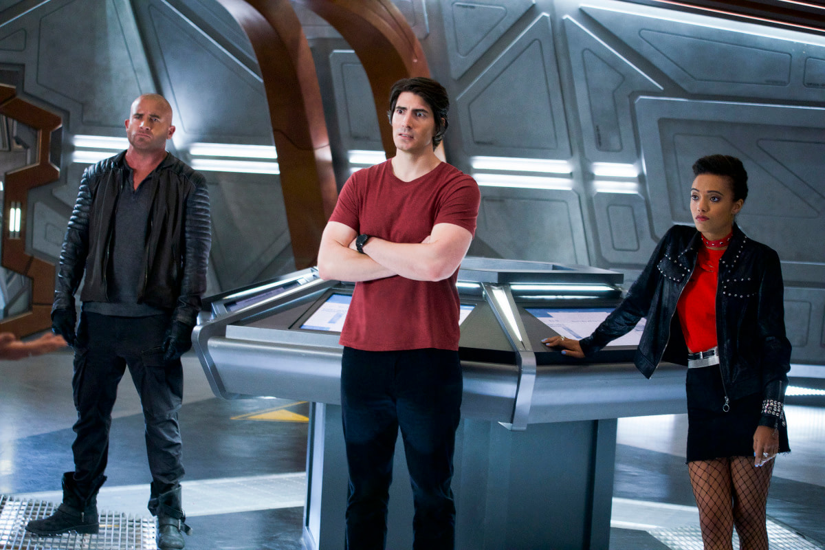 Legends of Tomorrow Season 4 Episode 10: Summary, Promo, Featurette, Clip, and 13 Images
