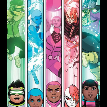 Wanted: Previews Of New Warriors, Champions and Power Pack Outlawed Marvel Launches
