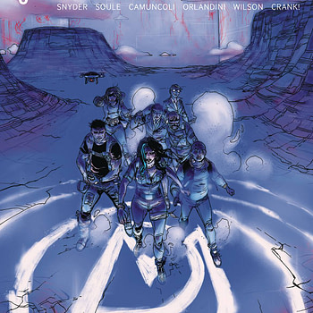 All Image Comics on FOC Will Be Returnable For Three Weeks