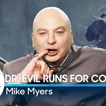 Dr. Evil Runs for Congress