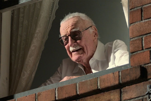 "Kevin Feige Says a Stan Lee ""Video"" is Coming from Marvel Studios"
