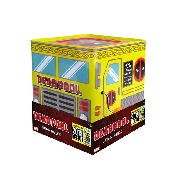 Deadpool EE SDCC Exclusive 1