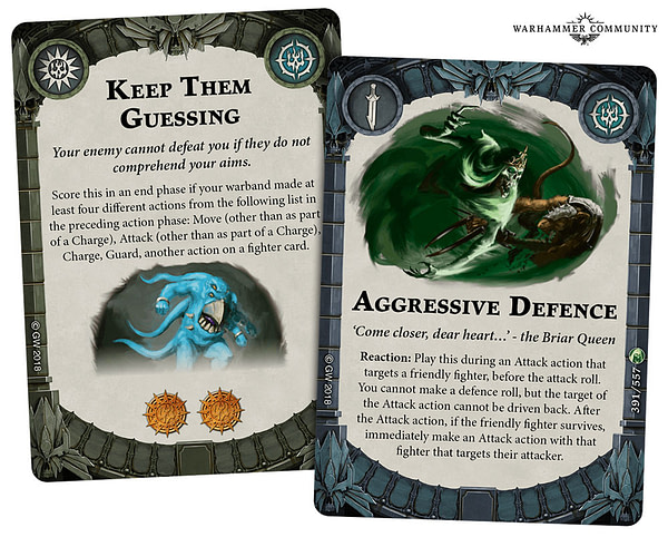 """""""Warhammer Underworlds"""" Banned & Restricted List Updated!"""