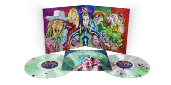 Mondo Music Announcement of the Week: Freaked Soundtrack and Screening!
