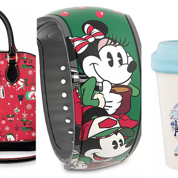 Complete your Holy Jolly Holiday shopping with these Disney Park items!