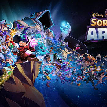 Disney Sorderer's Arena MAin Art