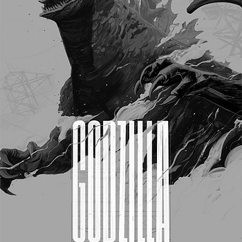 Godzilla Roars With First Poster Drop From Mondo