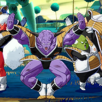 "First Look At ""Dragon Ball Z: Kakarot's"" Sixth Ginyu Force Member, Bonyu"