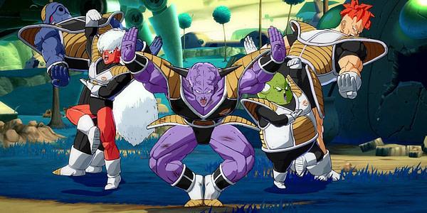 "First Look At ""Dragon Ball Z: Kakarot's"" Sixth Ginyu Force Member, Bonyu"