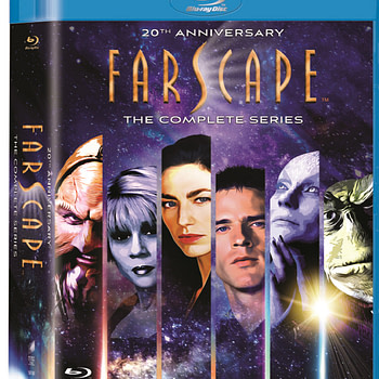 """Review: """"Farscape"""" 20th Anniversary - The Complete Series"""