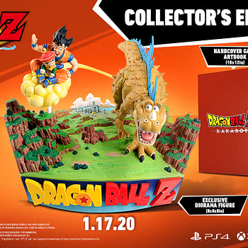 """Dragon Ball Z: Kakarot"" Has A Missing Feature In The Collector's Edition"