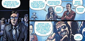 Let's Be Bastards! New Graphic Novel Introduces Mailmen With a Violent Twist