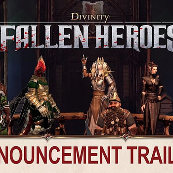 Divinity: Fallen Heroes - Announcement Trailer