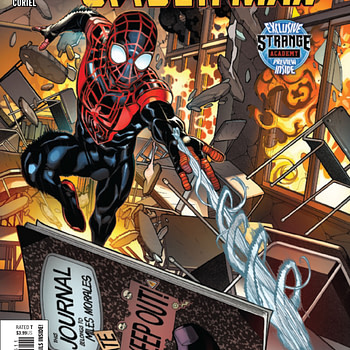 Miles Morales: Spider-MAn #15 [Preview]