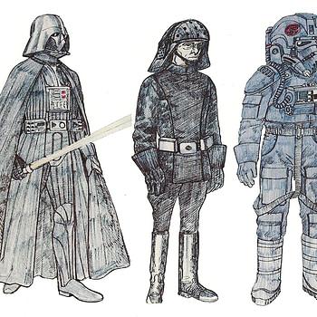 Costume Designs By John Mollo