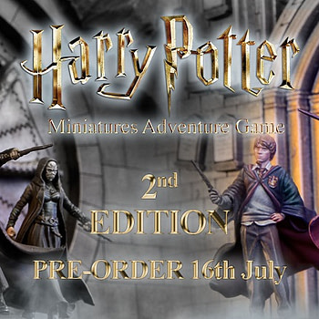 """Knight Models Announces 2nd Edition of """"Harry Potter"""" Miniatures Game"""
