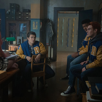 """Riverdale chapter sixty-seven, """"Varsity Blues"""" Preview"""