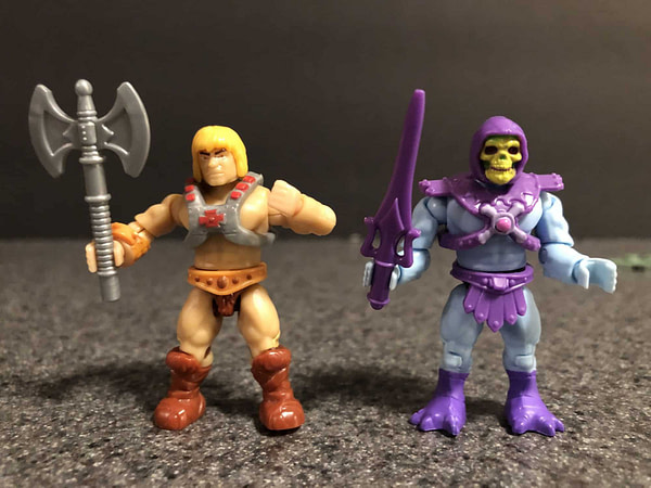 Mega Construx Masters of the Universe Wing Raider 16