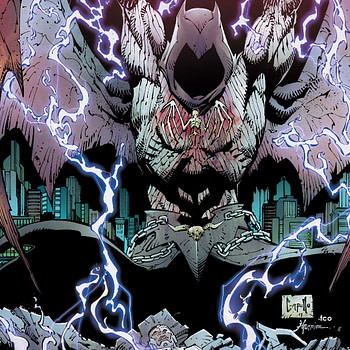 Dark Nights: Metal #3 cover by Greg Capullo, Jonathan Glapion, and FCO Plascencia