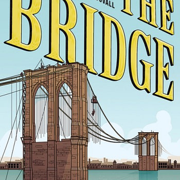 peter tomasi Brooklyn Bridge graphic novel