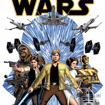 C.B. Cebulski Claims to Have Idea to Sell a Million Comics and It's Probably a Star Wars Relaunch