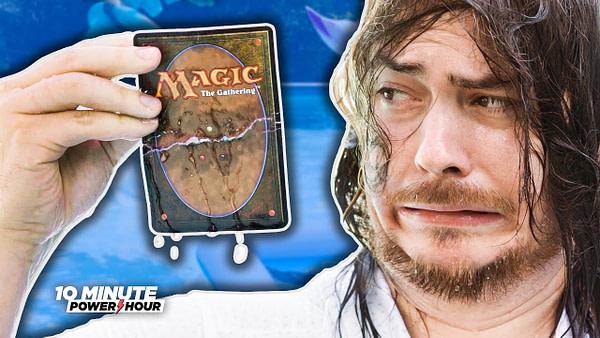 """Game Grumps"" Play ""Magic: The Gathering: Arena"""