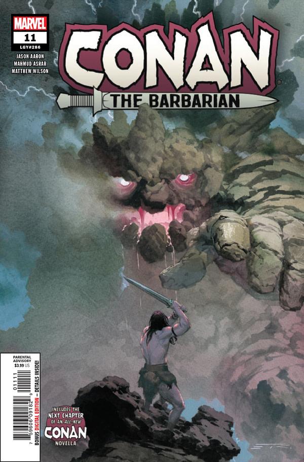 Conan the Barbarian #11