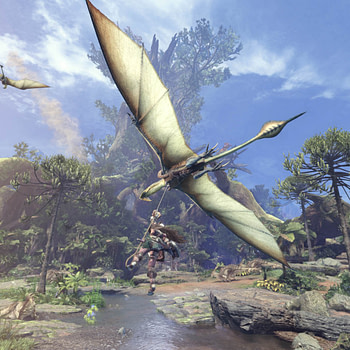 """Monster Hunter World Official Complete Works"" Is Heading Westward In 2020"