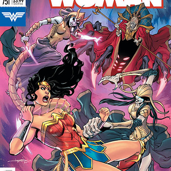 Wonder Woma #751 [Preview]