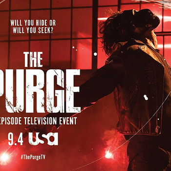Purge TV Show Poster 5