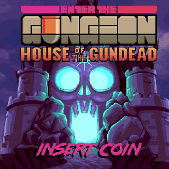 Enter the Gungeon is Getting an Arcade Cabinet