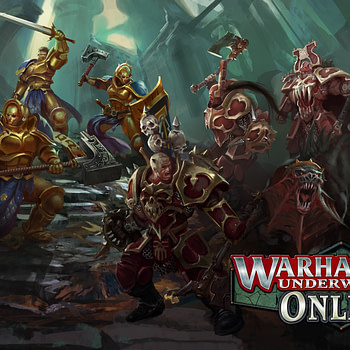 "Steel Sky Productions & Games Workshop Partner On ""Warhammer Underworlds: Online"