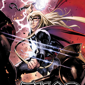 Beta Ray Bill Returns in February's Thor #3... as an Enemy?