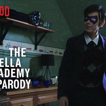 The Hillywood Show Does a Beat-Perfect Umbrella Academy Mockumentary Parody